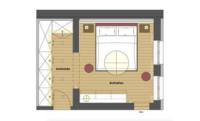 Best Schlafzimmer Mit Ankleidezimmer Contemporary - Milbank.us ...