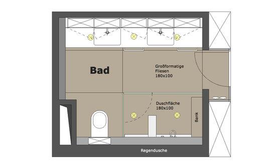 Puristisches Luxusbad Innenarchitekt In Munchen Andreas Ptatscheck