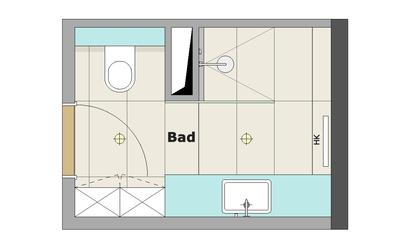 bad mit bodengleicher dusche innenarchitekt in m nchen andreas ptatscheck. Black Bedroom Furniture Sets. Home Design Ideas