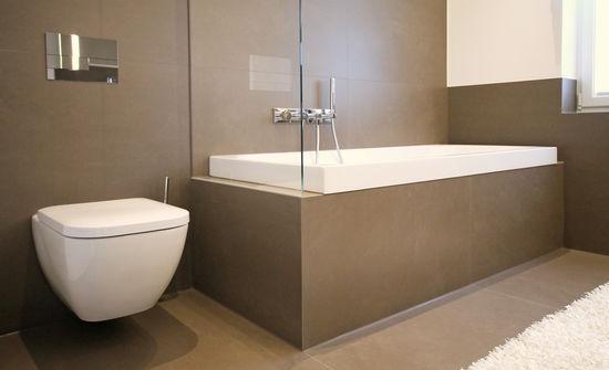 Badezimmer eines Einfamilienhauses | Innenarchitekt in München ...