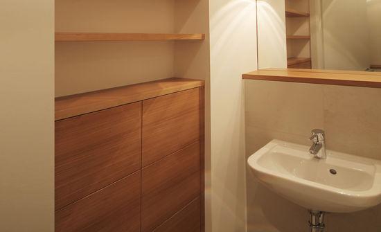 Modernes Gäste-WC   Innenarchitekt in München - Andreas Ptatscheck