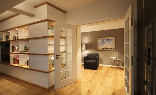 entr e einer stadtwohnung innenarchitekt in m nchen. Black Bedroom Furniture Sets. Home Design Ideas