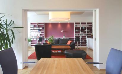 Innenarchitektur Wohnung wohnung mit zentraler diele innenarchitekt in münchen andreas