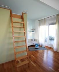 kinderzimmer mit hochbett innenarchitekt in m nchen. Black Bedroom Furniture Sets. Home Design Ideas