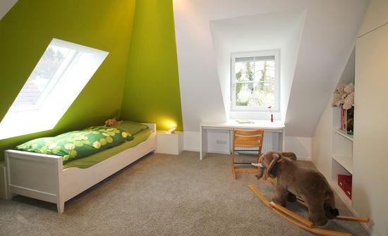 Kinderzimmer Mit Baldachin Innenarchitekt In Munchen Andreas