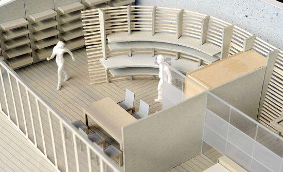 wohnprojekt – spiel mit transparenz | innenarchitekt in münchen, Innenarchitektur ideen