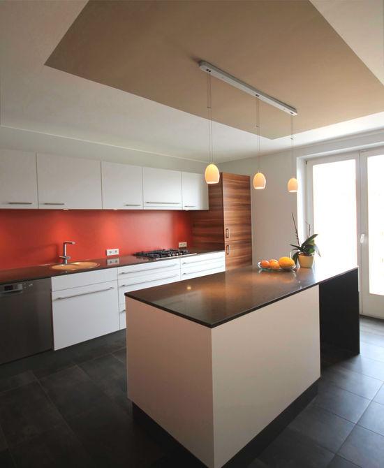 atmosph rischer k chenraum innenarchitekt in m nchen. Black Bedroom Furniture Sets. Home Design Ideas