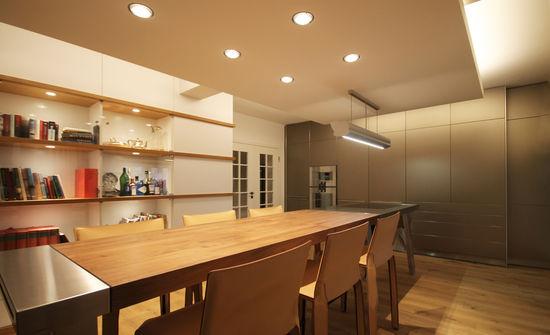 moderne luxusk che innenarchitekt in m nchen andreas. Black Bedroom Furniture Sets. Home Design Ideas