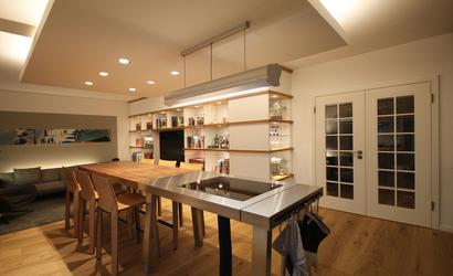 moderne luxusk che innenarchitekt in m nchen andreas ptatscheck. Black Bedroom Furniture Sets. Home Design Ideas