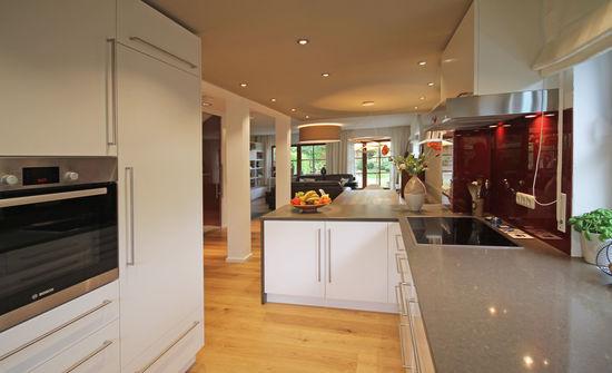 Innenarchitektur Küche küche einer doppelhaushälfte innenarchitekt in münchen andreas