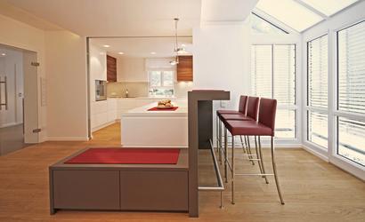 Innenarchitekt Andreas Ptatscheck, München Entwirft Raumlösungen Für Alle  Bereiche Der Innenarchitektur Und Des Interior Design