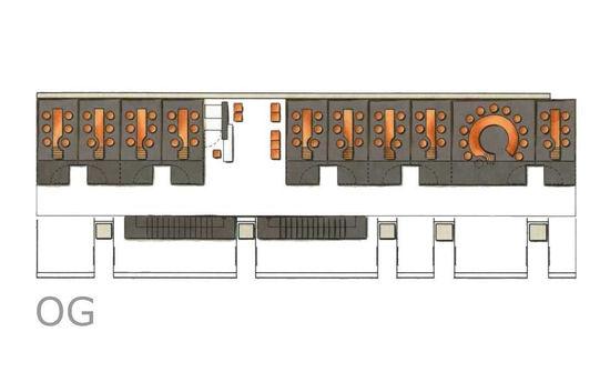 messestand f r einen uhrenhersteller innenarchitekt in. Black Bedroom Furniture Sets. Home Design Ideas