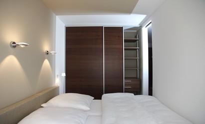 Innenarchitekt schlafzimmer  Schlafzimmer eines Appartements | Innenarchitekt in München ...