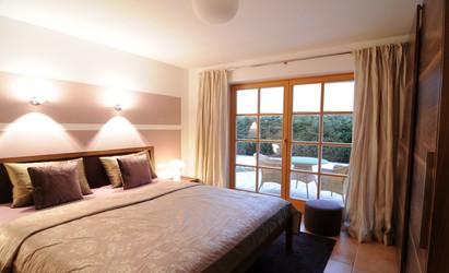 Schlafzimmer In Einem Landhaus Innenarchitekt In München