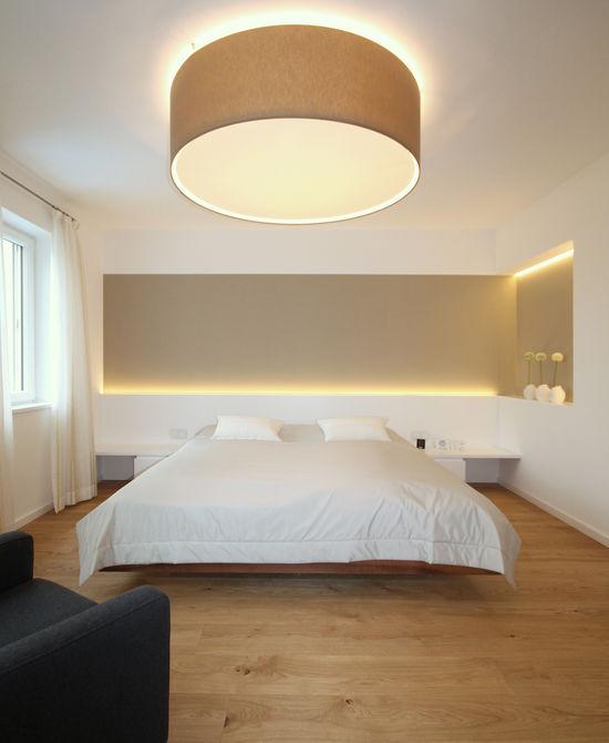 Schlafzimmer eines Einfamilienhauses | Innenarchitekt in München ...