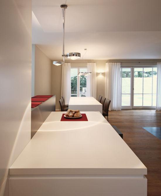 Speisebereich eines einfamilienhauses innenarchitekt in for Aufgaben innenarchitekt