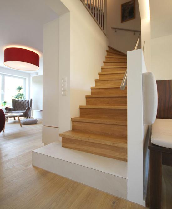 Absturzsicherung Treppe treppe in einem reihenhaus innenarchitekt in münchen andreas