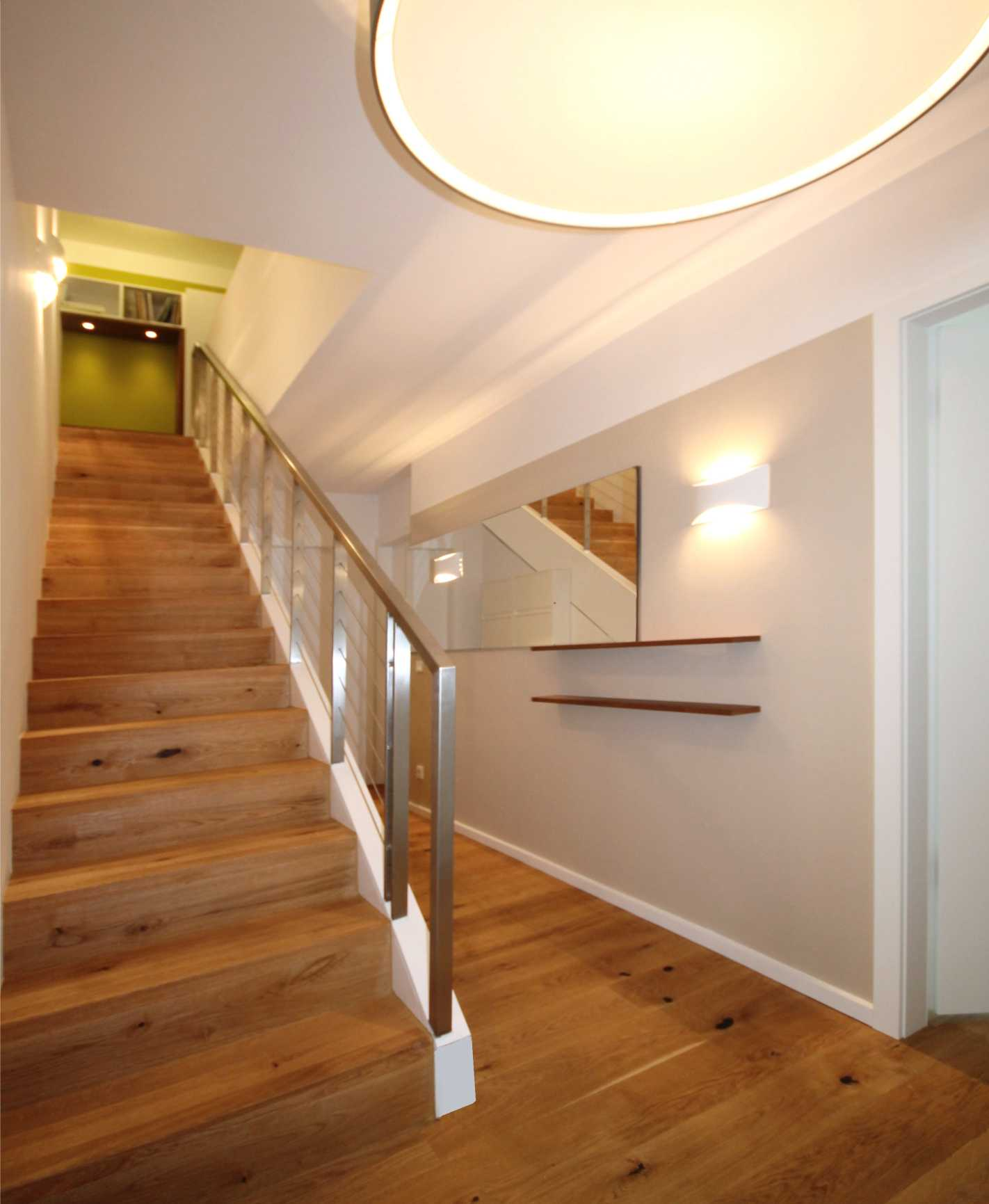 Grundriss einfamilienhaus modern gerade treppe  treppe im wohnzimmer grundriss – Dumss.com