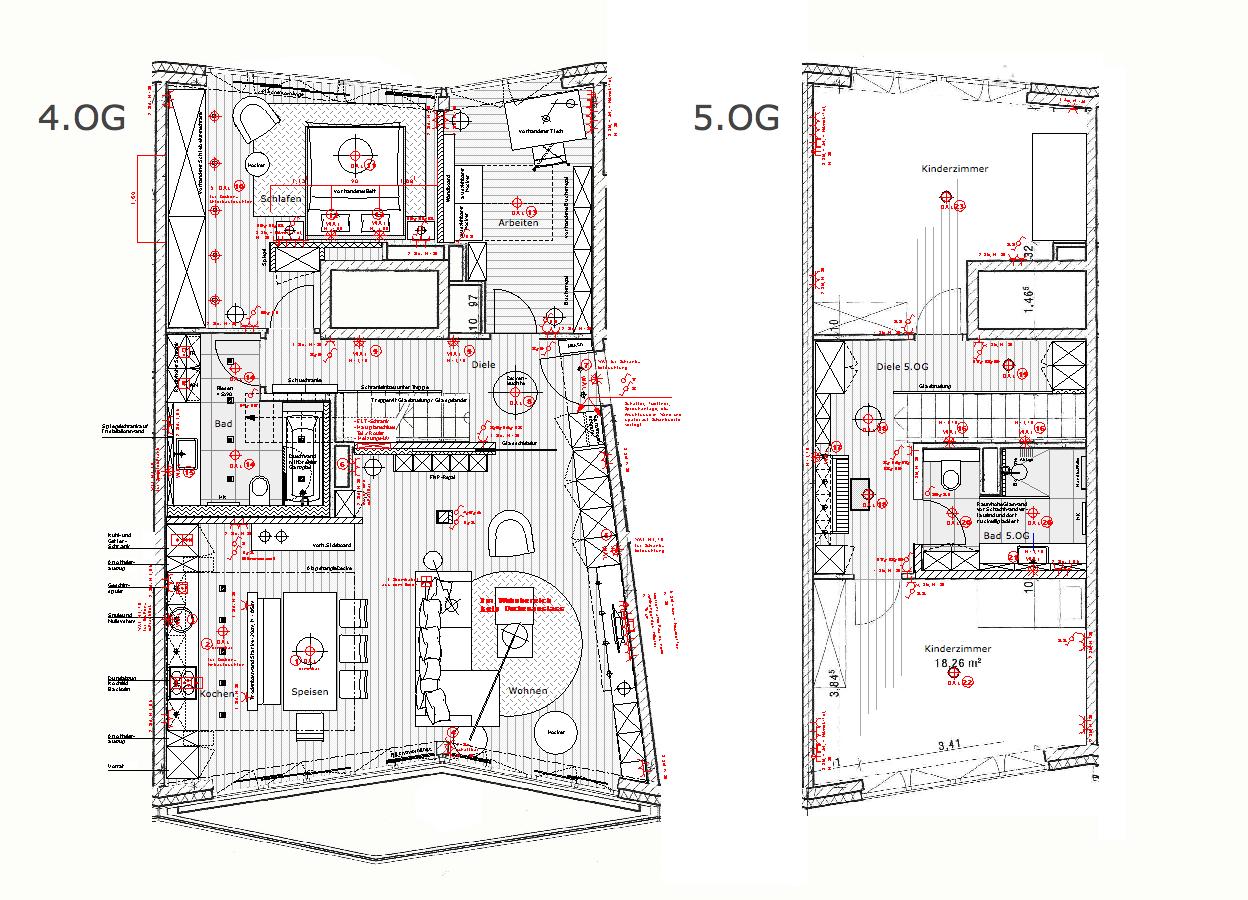 eswerderaum innenarchitektur m nchen elektroplan eswerderaum. Black Bedroom Furniture Sets. Home Design Ideas